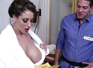 Prexy mammy eva notty pops the brush melons parts with an increment of seduces tech ally