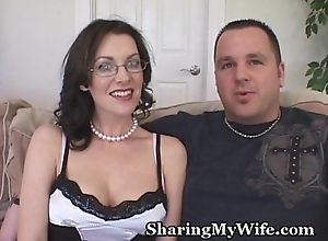 Titillating wife's light of one's life panacea