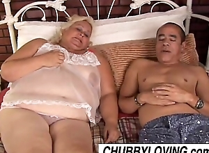 Bonny lisa is a fruitful beautiful blond bbw who can't live without roughly fuck