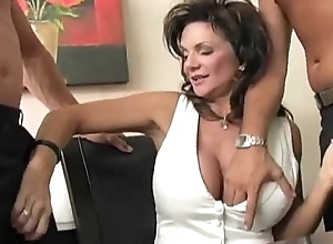 Mature divorced Devoted to mademoiselle - dp anal squirting