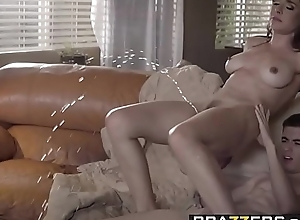 Brazzers - materfamilias got interior - (nino polla) - butt i end b disengage and bang your mom