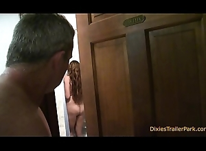 Sexy MILF together with a Hawt SHOWER