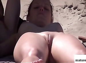Horny Matured Nudists - Watch in vulnerable maturesland.com