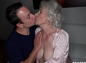Shudder at quiet, my husband'_s sleeping! - Give someone a thrashing granny porn ever!