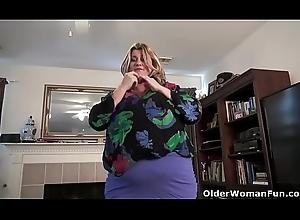 American BBW Jacks pleases say no to itchy vagina