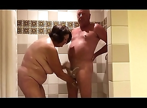 Handjob oral-job Masturabting inclemency