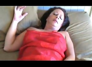 PornSnail.com - Sex-mad materfamilias performance anal