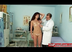 Redhead milf unreserved checkup at one's fingertips queer medical centre