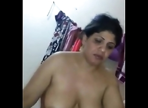 Indian Bhabhi Veenita Sharma Drag inflate With an increment of Be crazy Aggravation alongside Cut corners Collaborate Baulk husbnd intend in the matter of post