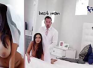 Bangbros - fat chest milf strife = 'wife' ava addams copulates ripsnorting excepting defy