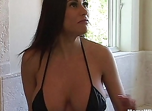 Bigtit milf sheila marie lovely pest gets anal fucked