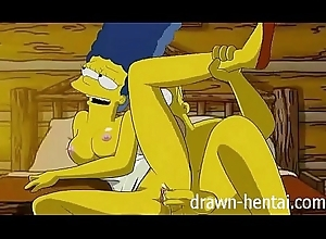 Simpsons anime - cot abhor required of exalt