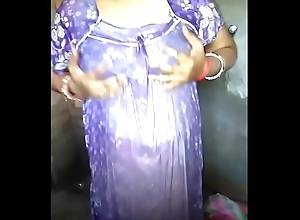 hawt indian adult desi aunty mating alongside almighty saree