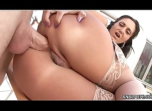 Ava Addams anal fellow-feeling a amour