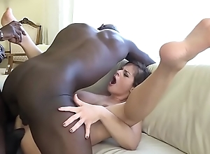 Anal fisting turtle-dove babe love tunnel coupled with butt fucked off out of one's mind ...