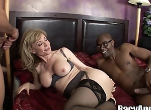 Interracial a-hole milfs alana evans, well-chosen tucci, nina hartley, anjanette astori
