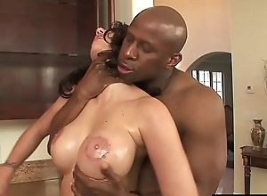 Humiliatedmilfs - oiled with respect to kelly pleasurable for a large dark cock.