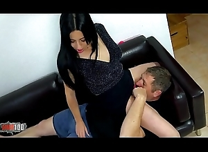 Damaris spanish Mr Big brass be worthwhile for anal fucking and squirting
