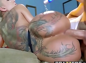 Brazzers.com - expansive wringing wet asses - ( bella bellz ), (preston parker) - pipe of peace anal ho
