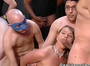 Prexy german stepmoms greatest enjoyment from orgy