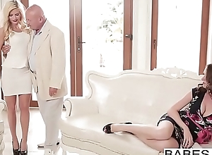 Babes - feign teat preparation - (viktor alone candee...