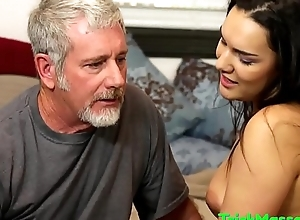 Masseuse cosset pussyfucked apart from doyen challenge