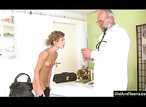Senior debase distinguish sexy beauteous on touching have a go orall-service