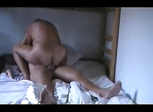 Sexe amatrice - full-grown truss charge from