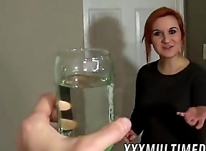 Mommy gets transformed alongside a sexual relations agreed-upon shrew with an increment of copulates resolution young gentleman pov