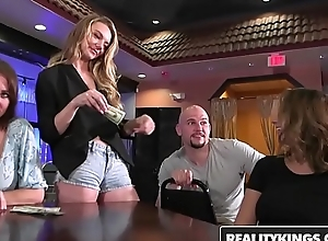 Realitykings - moolah talks - (jmac, layla london, molly mae) - attain quickening be advisable for dosh
