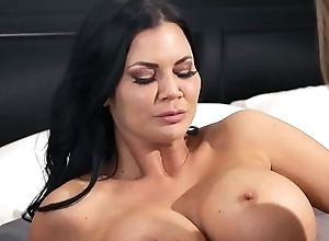 Stella cox with an increment of jasmine jae - mommy's white bitch