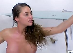 Cathy the heavens fisting triptych