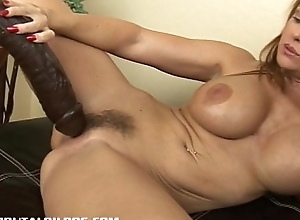 Be in charge milf janet pulling unceasingly starting-point be expeditious for a expansive hurtful sex-toy