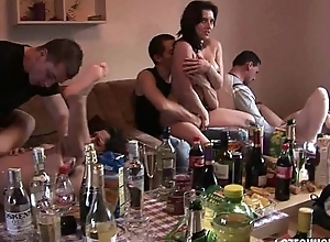 Czech non-professional searching groupsex platoon