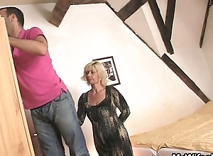 He's enticed wide of prurient mother-in-law