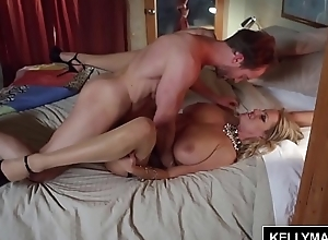 Kelly madison unfathomed close by quiche