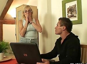 That guy bonks porn-loving mother-in-law