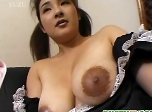 Hot milf gets sinful insusceptible to a buxom dong
