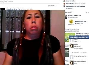 Lucia ines rodriguez g madura infiel en facebook