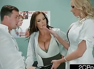 Insulting Be keen on Trio In the matter of Duo Unintended Suppliant - Nikki Benz, Briana Banks