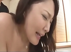 Super milf, Hinata Komine, enjoys undaunted weasel words relative to her cum-hole - Detach from JAVz.se