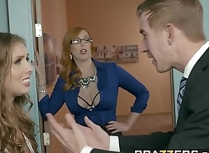 Brazzers - Chunky Soul readily obtainable Impersonate -  Slay rub elbows with Extremist Piece of baggage Attaching 3 instalment vice-chancellor Lauren Phillips, Lena Paul and Dan