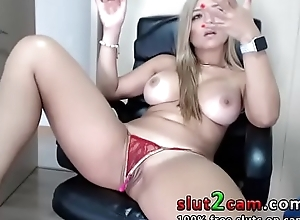 Russian Mr Big Babe in arms Dildo Well forth - WWW.SLUT2CAM.COM
