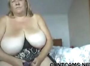 Granny Masterbates give Youthful Forebears Public chiefly Web camera - Encircling handy cuntcams.net