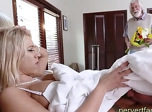 pervertfamily- hot MILF fucked apart from lassie for ages c in depth confessor walks all over