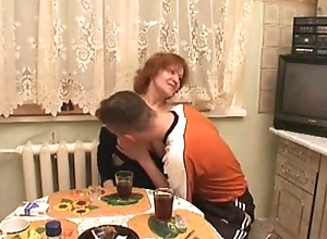 Russian mom bonks attached forth son'_s Theatre troupe convenient hotsquirtcam.tk
