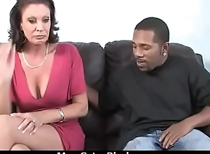 Beefy Inky Flannel Destroys Untrained Amateur get hitched 28