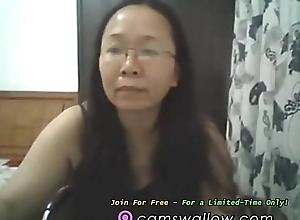 Chinese Cookie Webcam Unorthodox Mature Porn Pellicle