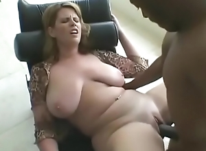 MILF Stepmom Defeated By BBC