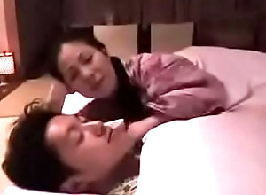 Japanese Milf Needs A Mad about foreigner Juvenile gentleman
